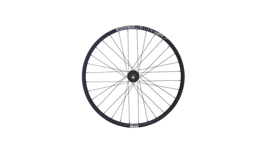 "NS Bikes Enigma Dynamal Rotary SS LRS HR 26"" schwarz"